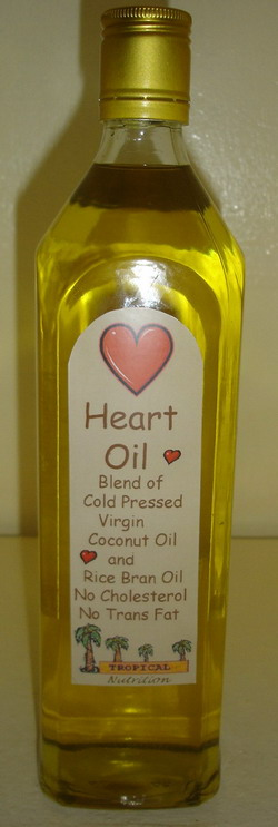 Heart Oil The Cholesterol Fighter