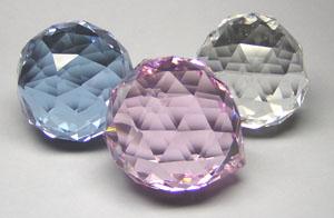 Synthetic Crystal Balls (Синтетические хрустальные шары)