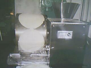 Round Spring Roll Pastry Machine (Круглые хрустящим тестом машины)