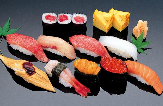 Frozen Sushi (Sushi Congelés)