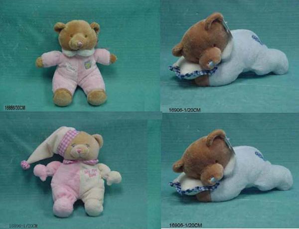 Teddy Plush Bear (Тедди Плюшевый медведь)