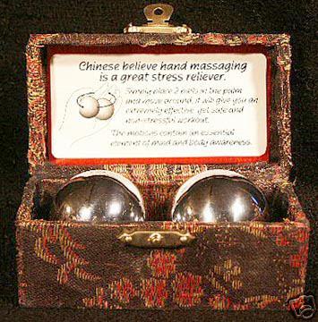 Chinese Iron Ball (Китайский Шаровые)