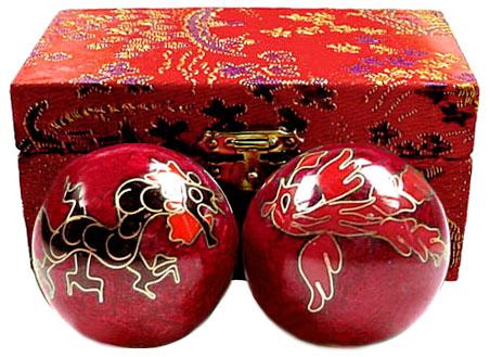 Baoding Iron Ball (Баодин Шаровые)