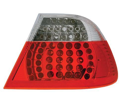 BMW E46 4d 98-02 LED Tail Lamp (BMW E46 4D хвоста 98-02 светодиодных ламп)