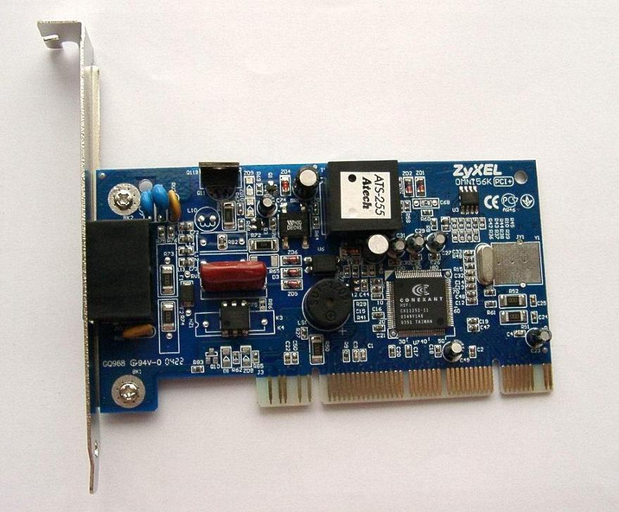 Zyxel Omni 56k PCI Plus (Zyxel Omni 56K PCI Plus)