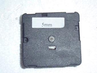 5mm Alarm Clock Movement (5mm будильник движение)