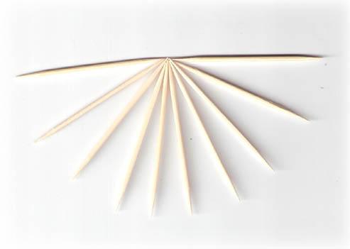 Bamboo Zahnstocher (Bamboo Zahnstocher)