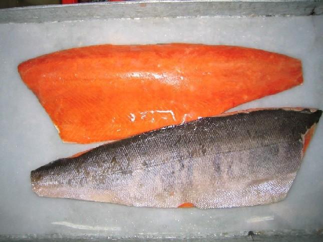 Chum Salmon Fillets (Кета филе лосося)