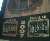 Craft Calander (Craft Kalender)