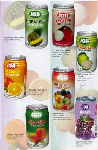 325ml. Can Juice (325ml. Можно сок)