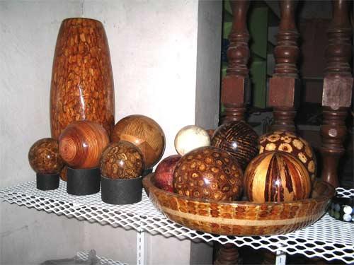 Laminated Balls From Cebu Philippines (Ламинированные шары из Филиппин Себу)