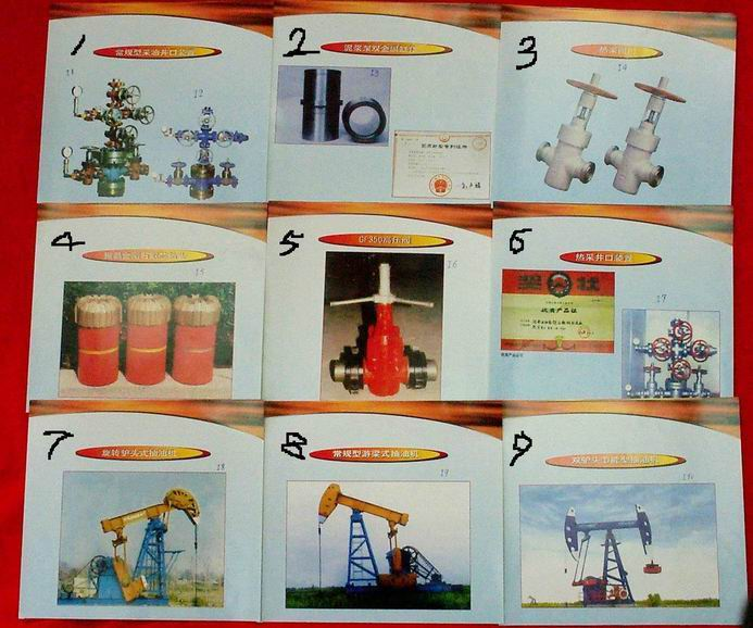 Oil Well Machineries