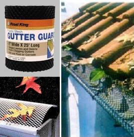 Gutter Guard And Gutter Mesh (Gutter гвардии и водосток Mesh)