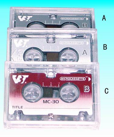 Mini Audio Cassette