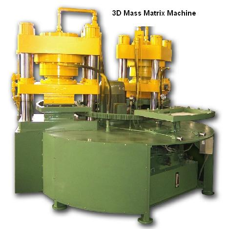 3D Mass Matrix Machine (3D Matrix messe Machine)