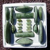Hot Jade Massage Stone (Горячая Jade камнями)