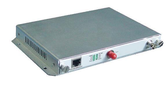 Video / Audio / Data Over Fiber 1 / 2 / 4 / 8 / 32 / 64 Channels (Видео / аудио / данных по оптоволокну 1 / 2 / 4 / 8 / 32 / 64 каналов)