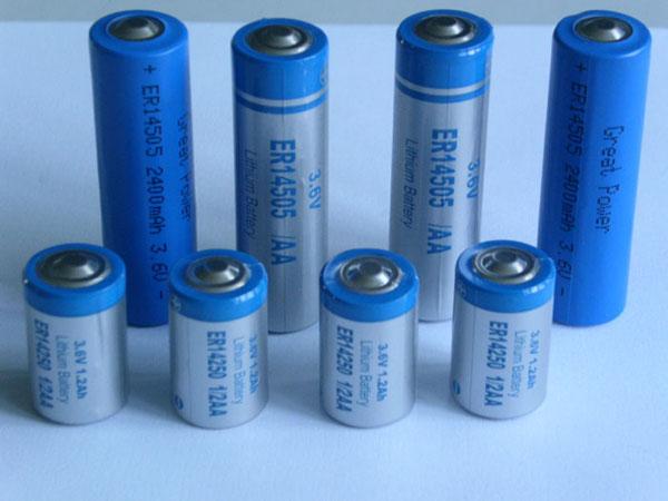 Er26500 Size C 3.6v Lithium Thionyl Chloride Batteries (Er26500 Размер C 3.6V литиевые батареи Тионилхлорид)