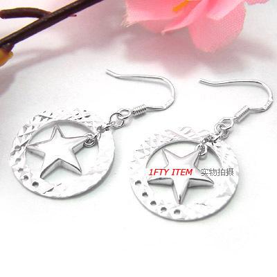 925 Silver Earrings (Серебро 925 серьги)
