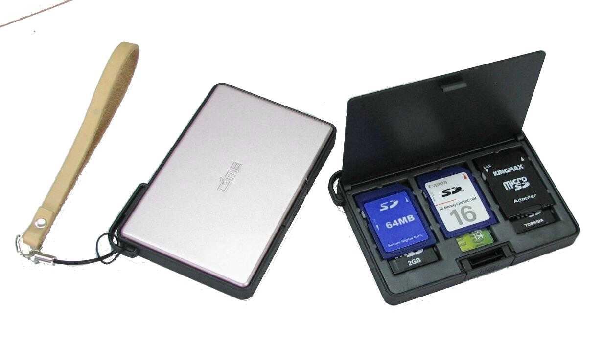 SD Card Holder (Держатель карты SD)