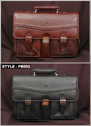 Leather Portfolio Bags (Кожаный портфель сумки)