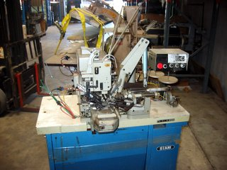 Juki Loop Attaching Machine ( Juki Loop Attaching Machine)