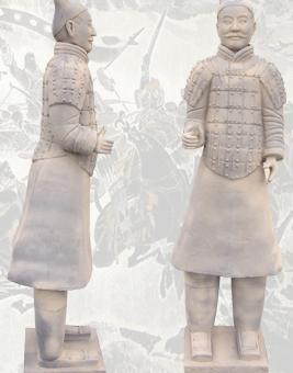 Imitation Terracotta Warrior (Имитация Терракотовая Warrior)