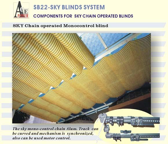 Sky System Blinds (Sky система Жалюзи)