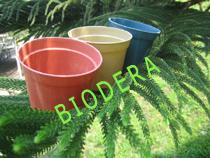 Planters Pots 100% Natural Composition (Посадочные Горшки 100% натуральный состав)