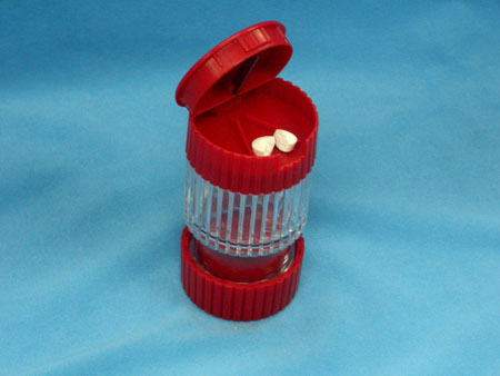 3-in-1 Pills Masher, Container & Cutter