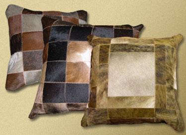 Hair-on Cowhide Pillows, Puffs, BKF Chairs (Волосы-на коровьем Подушки, пуфы, BKF Кафедры)