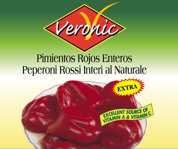Spain Pimientos Peppers (Испания Pimientos Peppers)