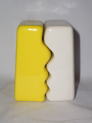 Couple Ceramic Pepper / Salt Shaker (Kiss) (Пару Керамическая Pepper / Salt Shaker (Kiss))