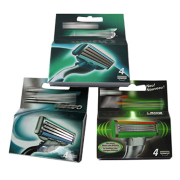 Mach3 Turbo & Power Razor Blades (M h3 Turbo Power & Razor Blades)