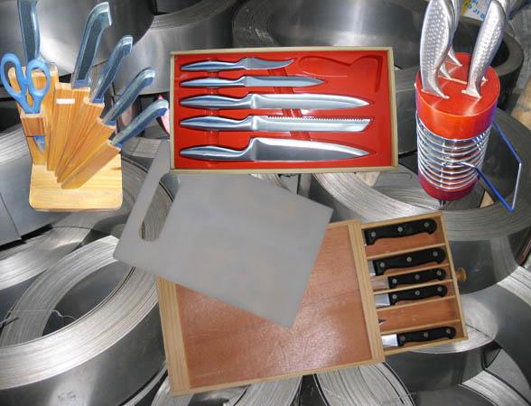 Knife Sets (Наборы ножей)