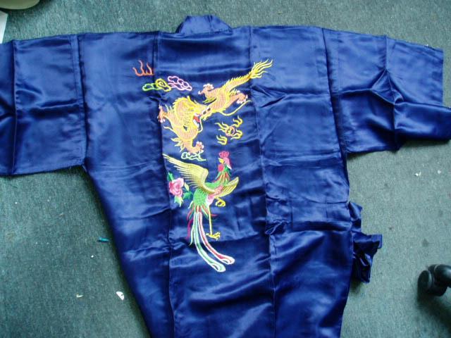 Kimono With Embroidery (Кимоно с вышивкой)
