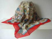Silk Scarves (Шелковые шарфы)