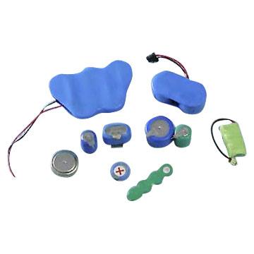 Ni-mh / Ni-cd Button Cell Battery (Ni-MH / Ni-Cd Button Cell Battery)