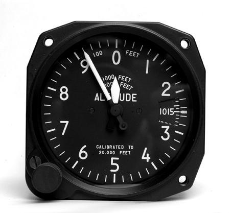 Aircraft Instruments (Авиационные приборы)