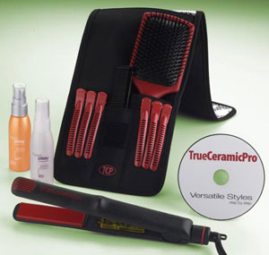 True Ceramic Pro (TCP) Hair Straightener (Правда Керамическая Pro (TCP) Волосы Straightener)