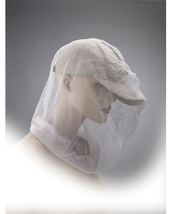 Cap With Mosquito Net