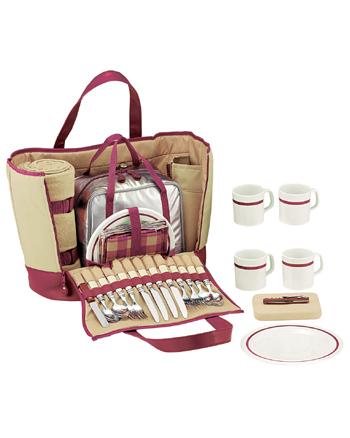 Picnic Bag With Cooler Bag (Пикник мешок с Cooler Bag)