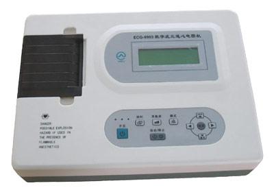 Electrocardiograph (ECG) (Электрокардиограф (ЭКГ))