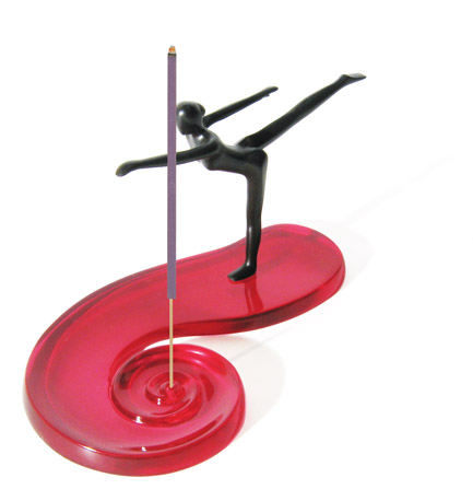 Yoga Incense Burner (Йоги Курильница)