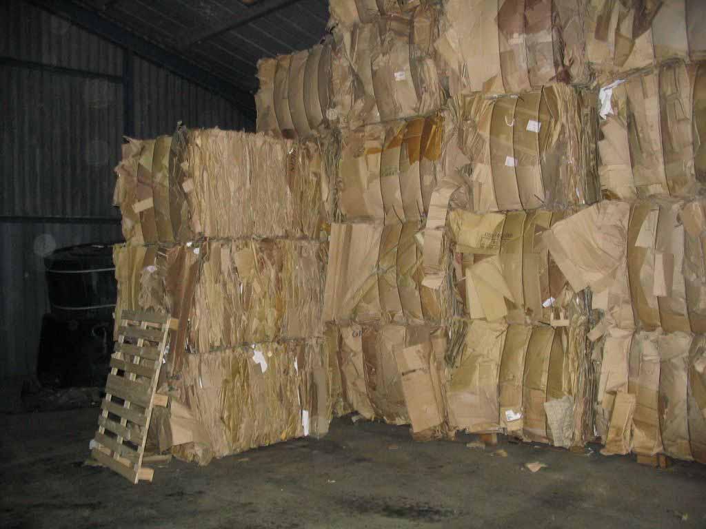 OCC Waste Paper (ОКК Макулатура)