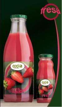 Strawberry Puree 40% - CECOA (Клубничное пюре 40% - CECOA)