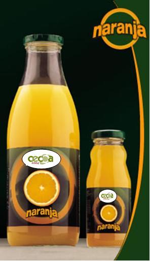 Orange Juice Concentrate - CECOA (Апельсиновый сок концентрат - CECOA)