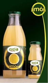 Nectars Lemon Juice From Concentrate- CECOA (Нектары лимонный сок-концентрат CECOA)
