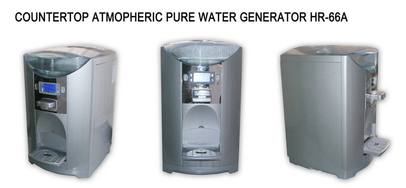 Генераторы воды из воздуха