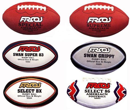 Rugby Ball / American Ball (Регби / американская Ball)